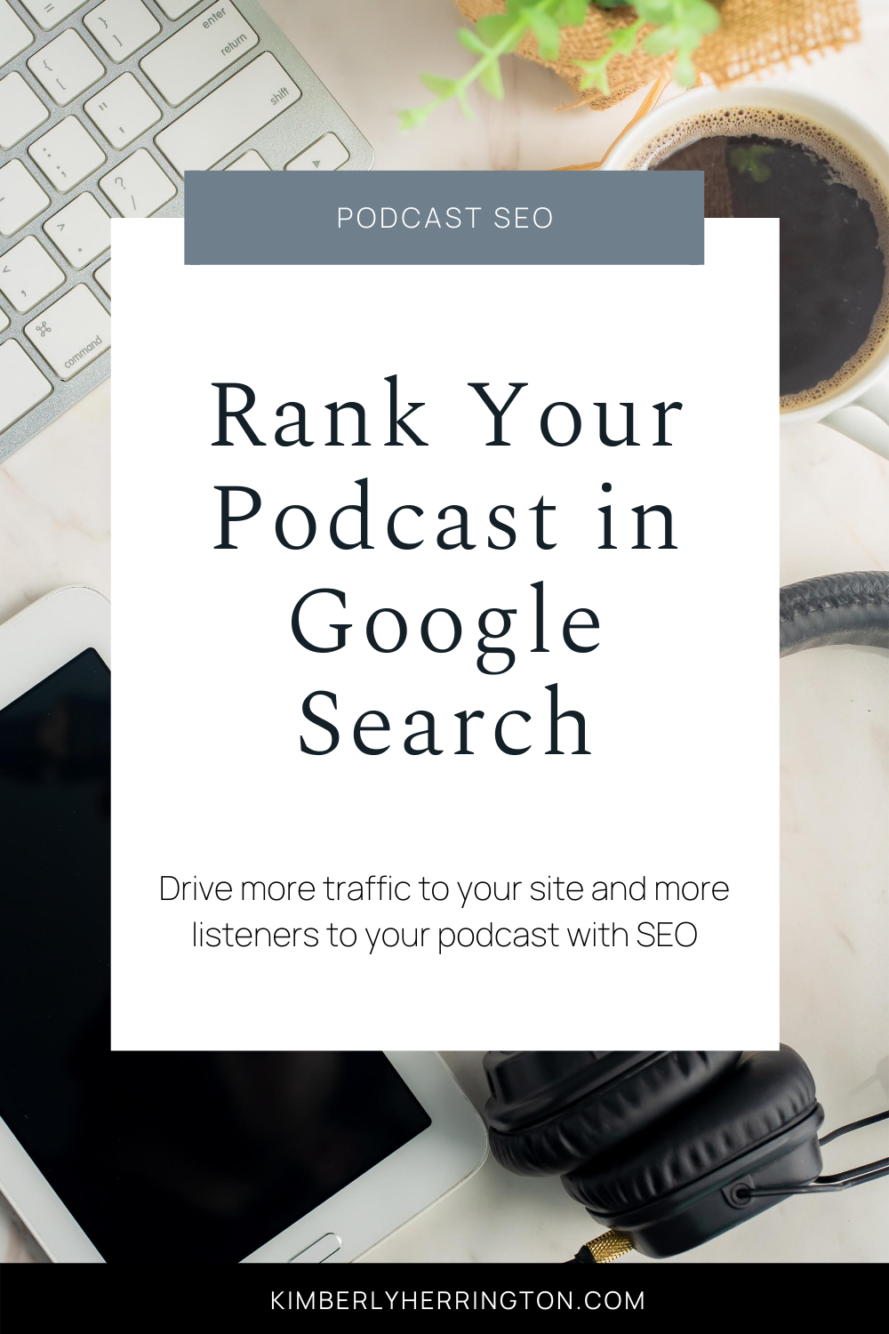 Podcast Show Notes SEO: How to Rank a Podcast