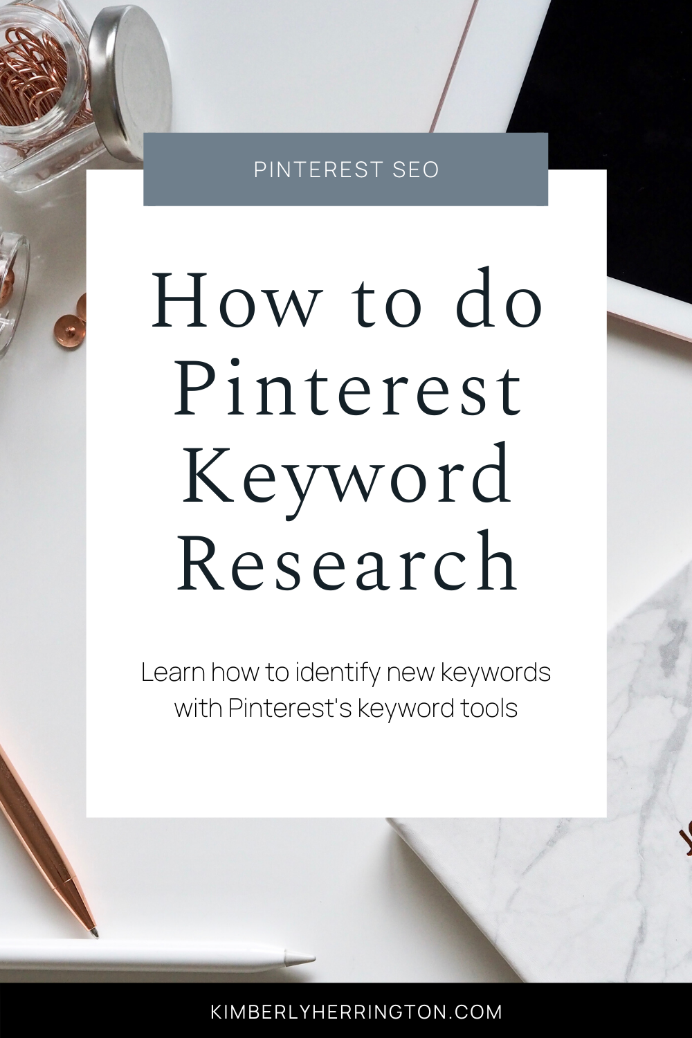 How to Do Keyword Research on Pinterest