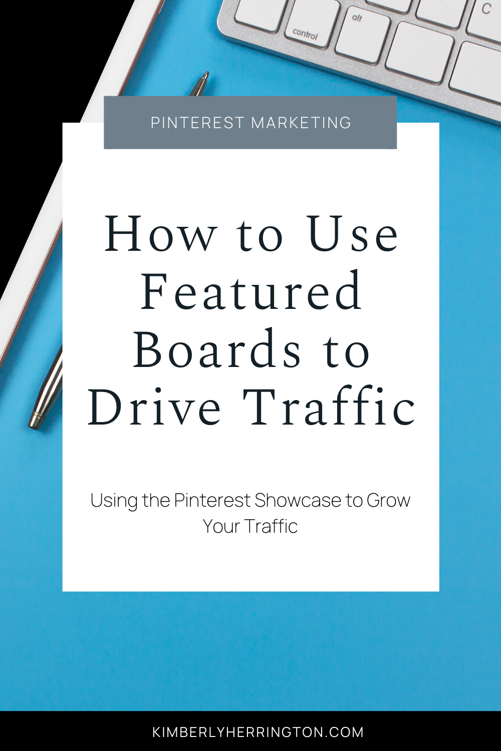 How to Make a Featured Board on Pinterest