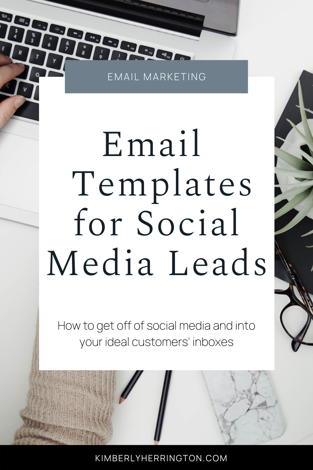 Email Templates for Social Media Leads