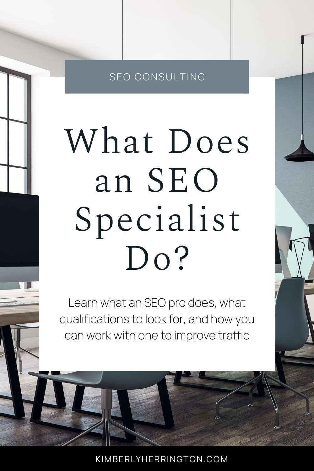 What Is an SEO Specialist & What Do They Do?