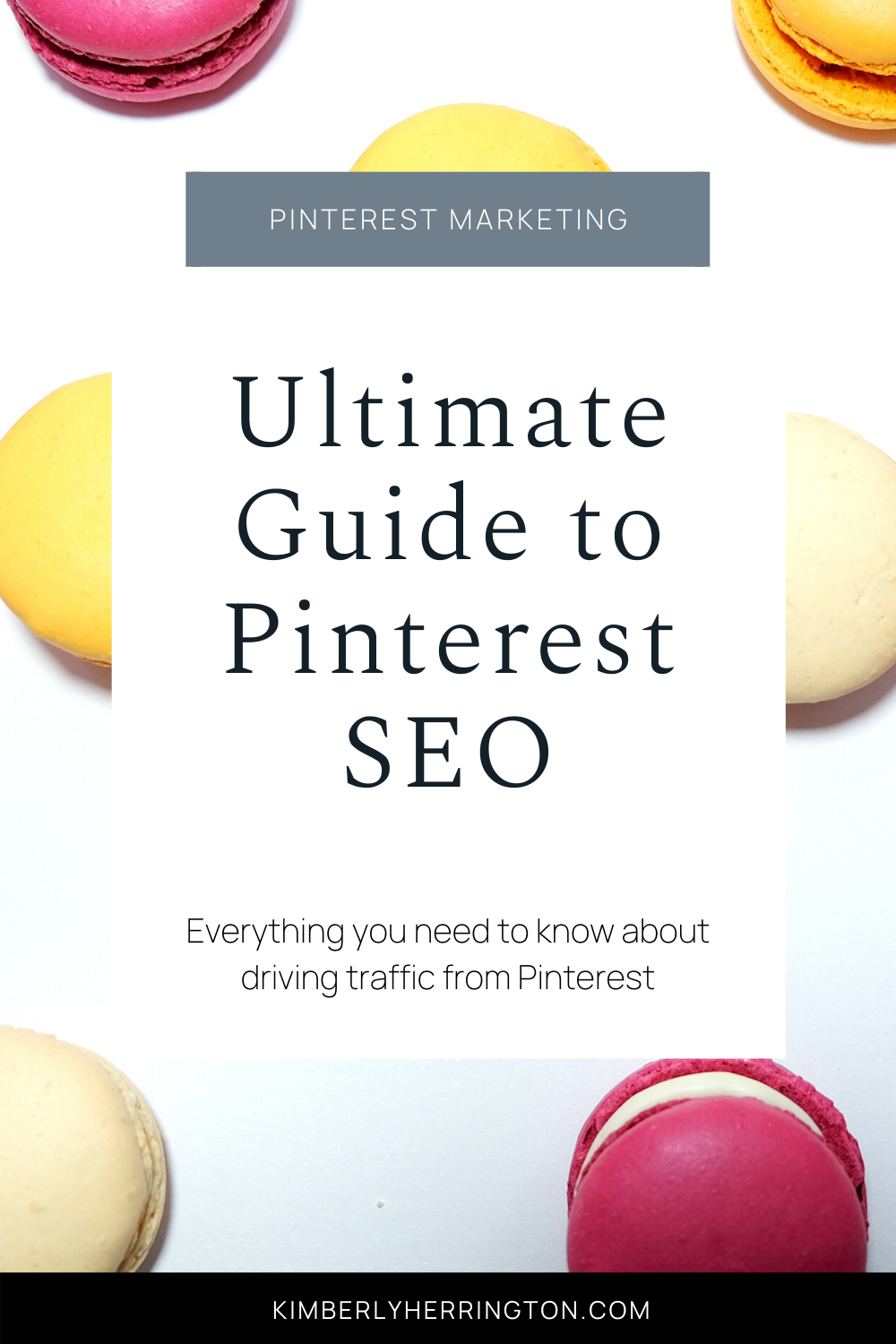 The Ultimate Guide to Pinterest SEO